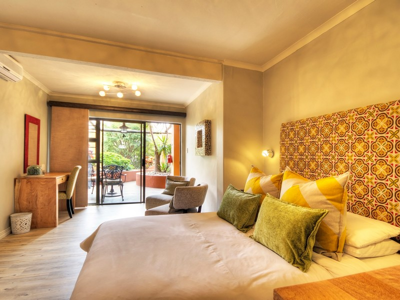 La Roca Guesthouse Standard Room 4