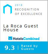 La Roca Guesthouse - Hotels Combined Badge